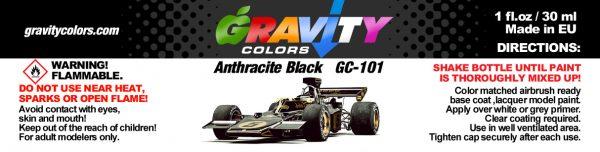 Anthracite Black label